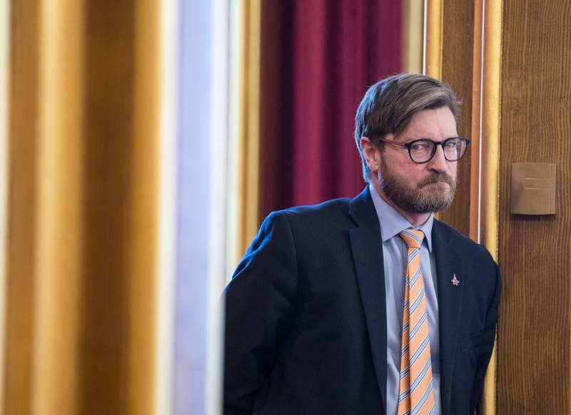 Frps Christian Tybring-Gjedde.