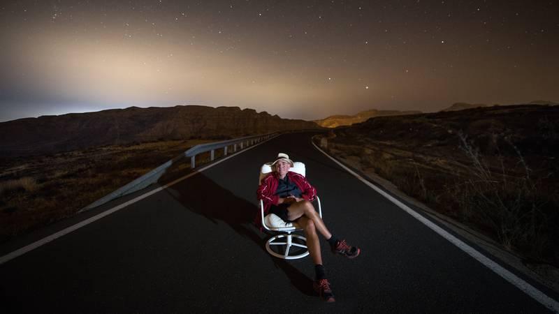 Herodes Falsk. Gran Canaria, 23. juli 2017