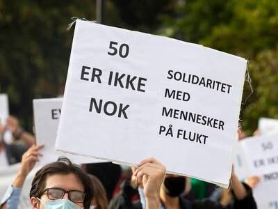 Norge får trolig ikke fylt opp flyktningkvoten i år heller