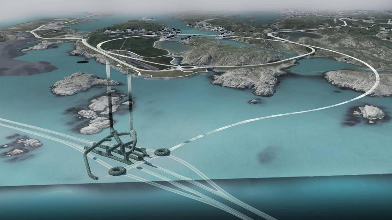 Rogfast skal ha en 26,7 kilometer lang undersjøisk tunnel, som blir verdens lengste og dypeste undersjøiske tunnel. Kvitsøy-kontrakten omfatter en tredel av denne.