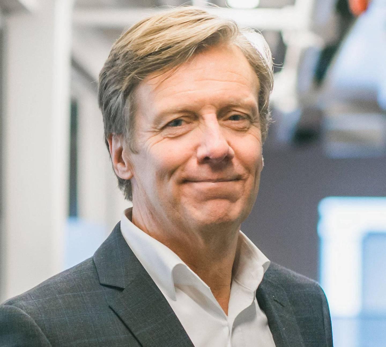 Norvald Heidel, administrerende direktør i Nordic Light AS.