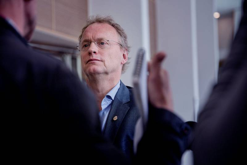 Raymond Johansen, byrådsleder Oslo, er opptatt av at problembeskrivelsen av situasjonen på enkelte osloskoler må være presis dersom opprydningen skal være vellykket.