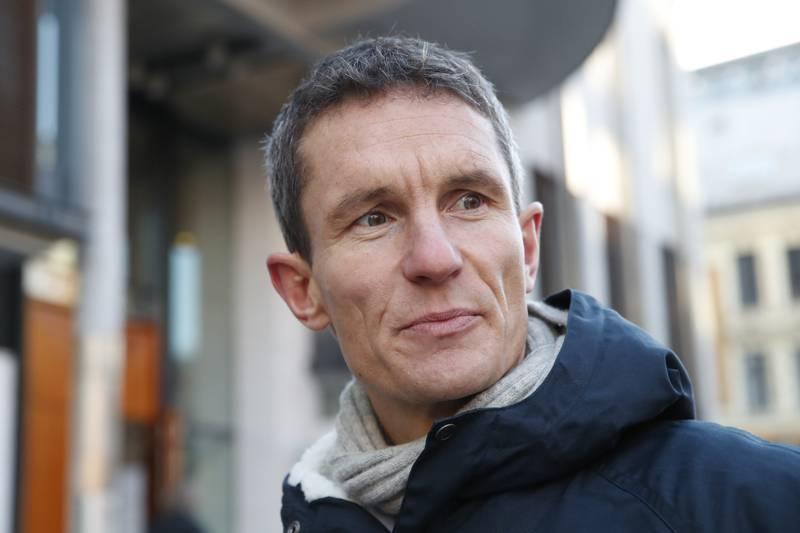 Leder Truls Gulowsen i Greenpeace Norge.