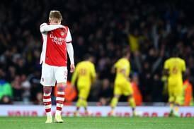 Ødegaards Arsenal ga vekk poeng mot Palace hjemme – slik gikk Premier League-runden