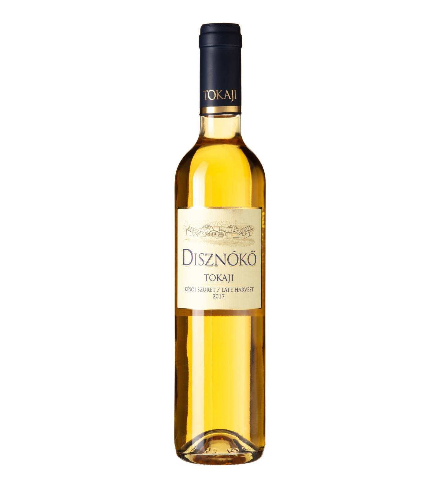 Vinen Disznókö Tokaji Furmint Late Harvest 2017, til kroner 177,90.