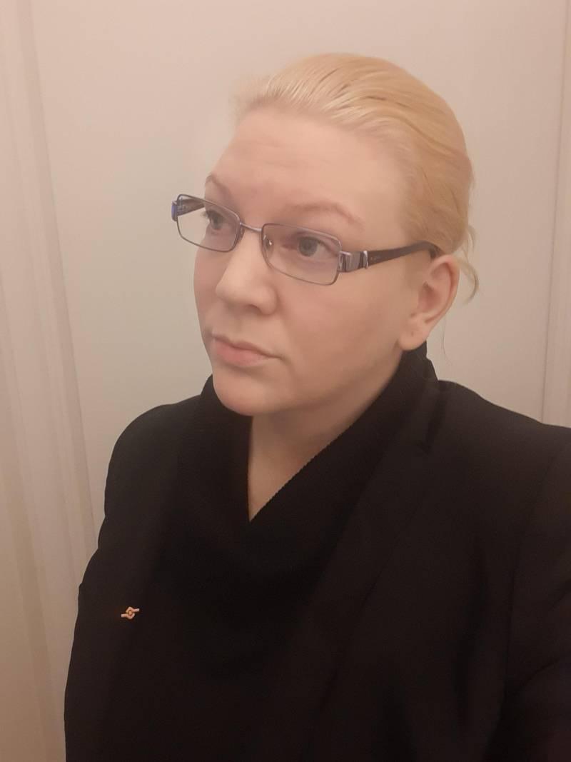 Nita Evasdatter i Nordic Choice Hotesl.