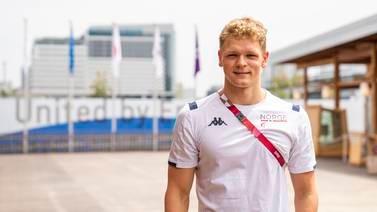Paralympics: Fredrik Solberg sist i finalen på 100 meter bryst