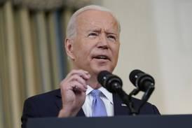 Historisk lav støtte for Joe Biden