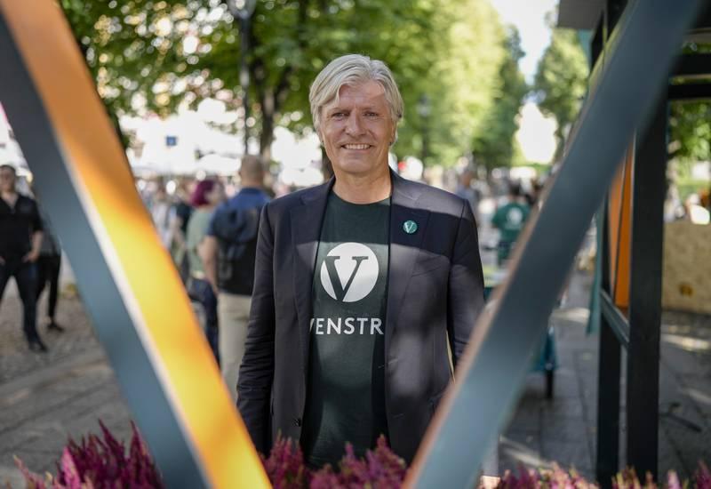 Stortingsrepresentant Ola Elvestuen håper på fire nye år på Tinget.