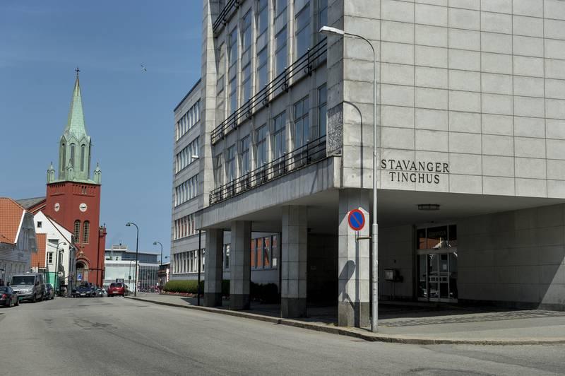 Stavanger tinghus.