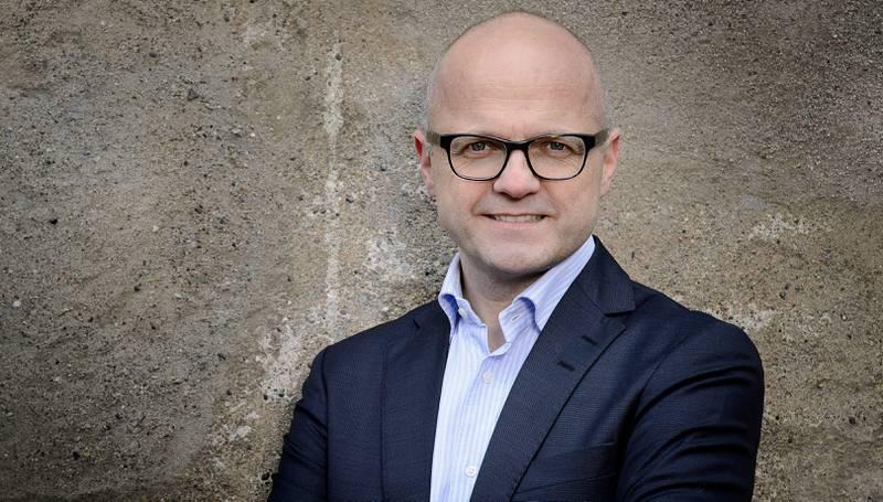 Klima- og miljøminister Vidar Helgesen (H).