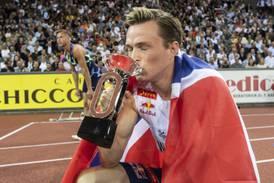 Warholm sikret sitt andre Diamond League-trofé med seier i Zürich