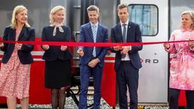 Flere tog, ikke flere direktører