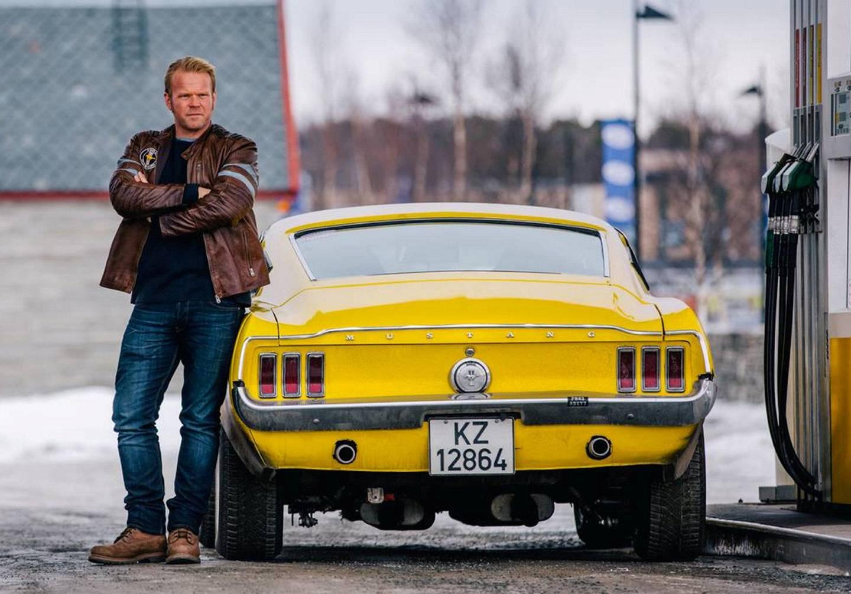 Oppfølgeren i den norske «Børning»-serien vil neppe rulle ut før kinoene kjører for full maskin igjen. Foto: Filmweb