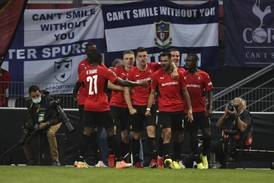 Rennes holdt Tottenham til uavgjort – Tronstad scoret for Vitesse