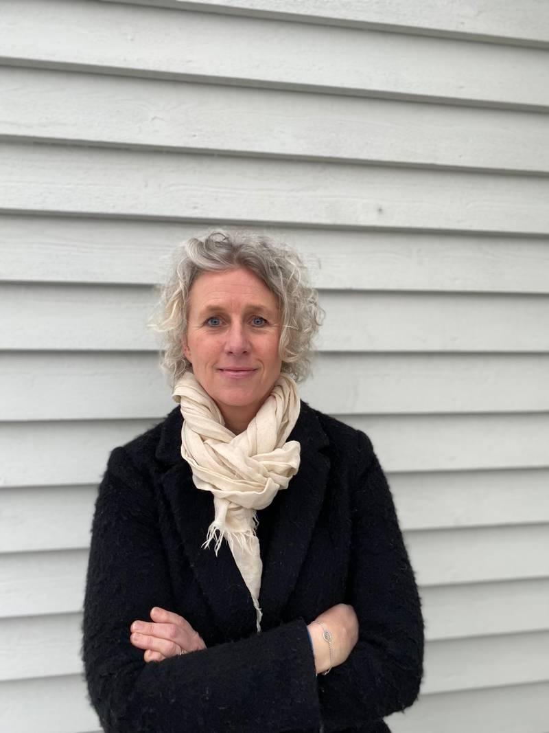Avdelingsdirektør for Avdeling inkludering og mangfold i Kirkens Bymisjon, Nora Blaasvær.