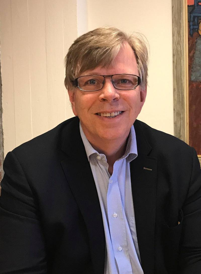 1,5 MILLIONER: Rådmann Hans Reidar Ness.