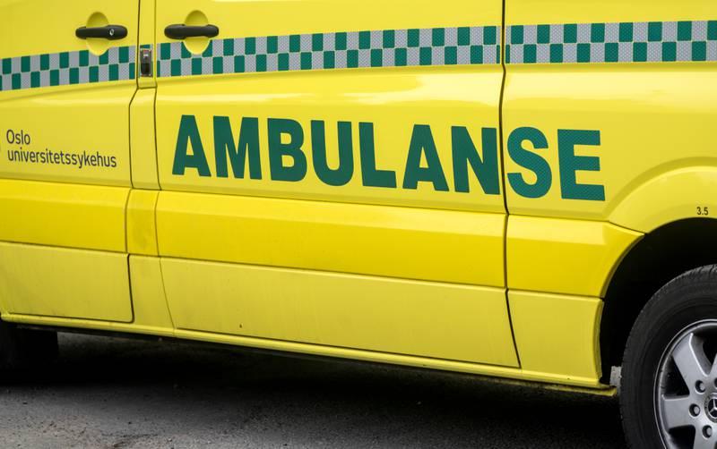 Illustrasjonsfoto: Ambulanse