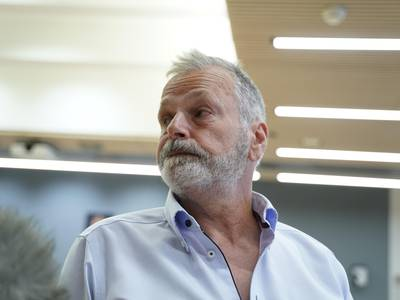 Eirik Jensen sier han har anmeldt flere personer hos Spesialenheten til Riksadsvokaten