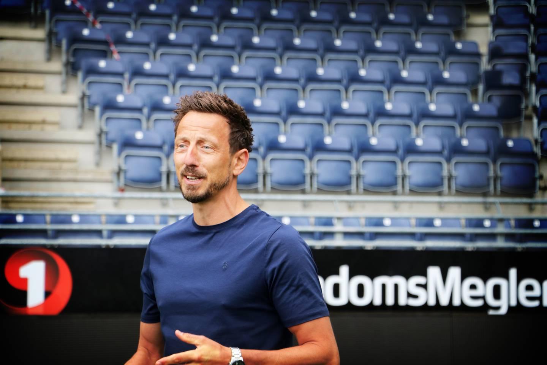 Neste år får du to muligheter til å oppleve Mods på SR Bank Arena. Markedssjef i Viking Fotball, Kjartan Salvesen, satser på folkefest.