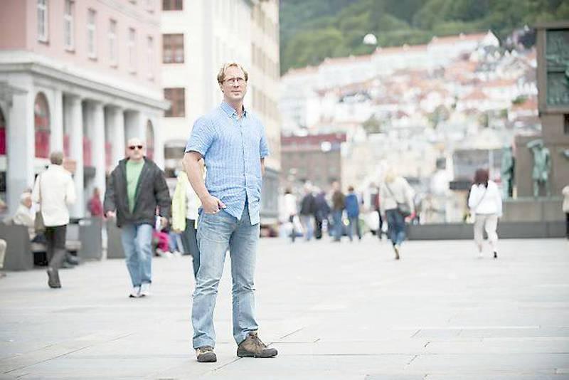 I dag legger regjeringen fram den lenge varslede evalueringen av sexkjøploven. Statsadvokat Rudolf Christoffersen har aktorert flest menneskehandelsaker i Norge. Han vil beholde loven. FOTO: RUNE JOHANSEN/BERGENSAVISEN