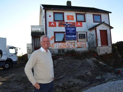 Det ytterliggående partiet Alliansen har fått «hovedkvarter» på Hellestø i Sola