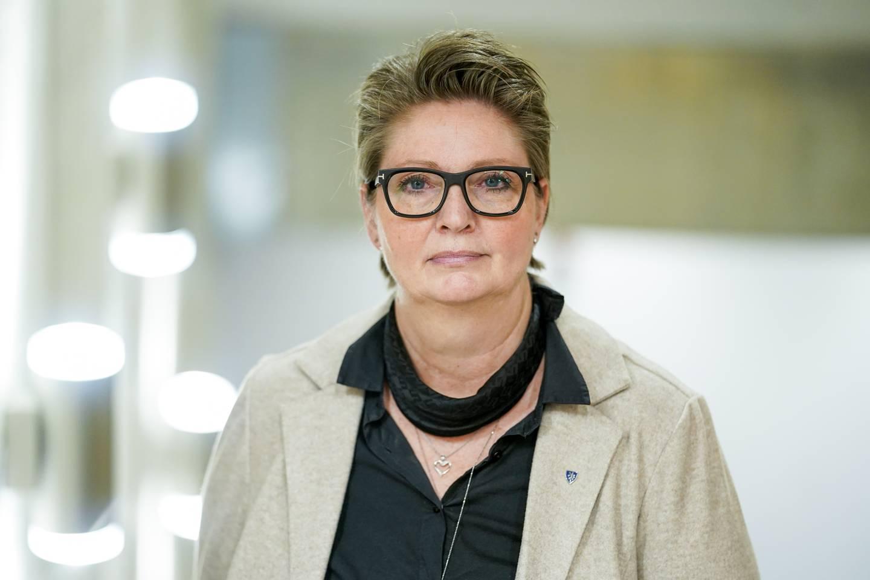 Hanne Opdan (Ap), ordfører i Nordre Follo kommune.