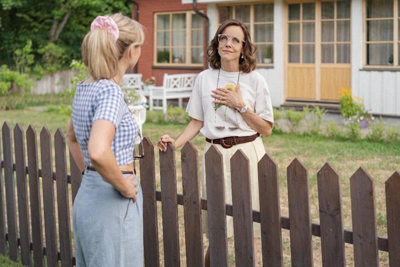 Fra den nye norske komedien «Dianas bryllup»