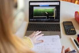 Fortsatt digital undervisning for mange studenter