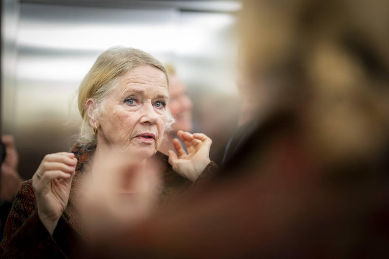Liv Ullmann fotografert i 2019.