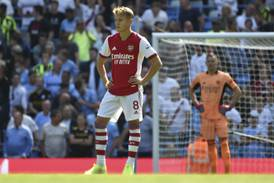 Blytung PL-retur for Ødegaard – Arsenal ble knust av City