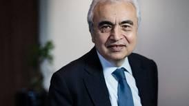 IEA-president blir æresdoktor ved UiS