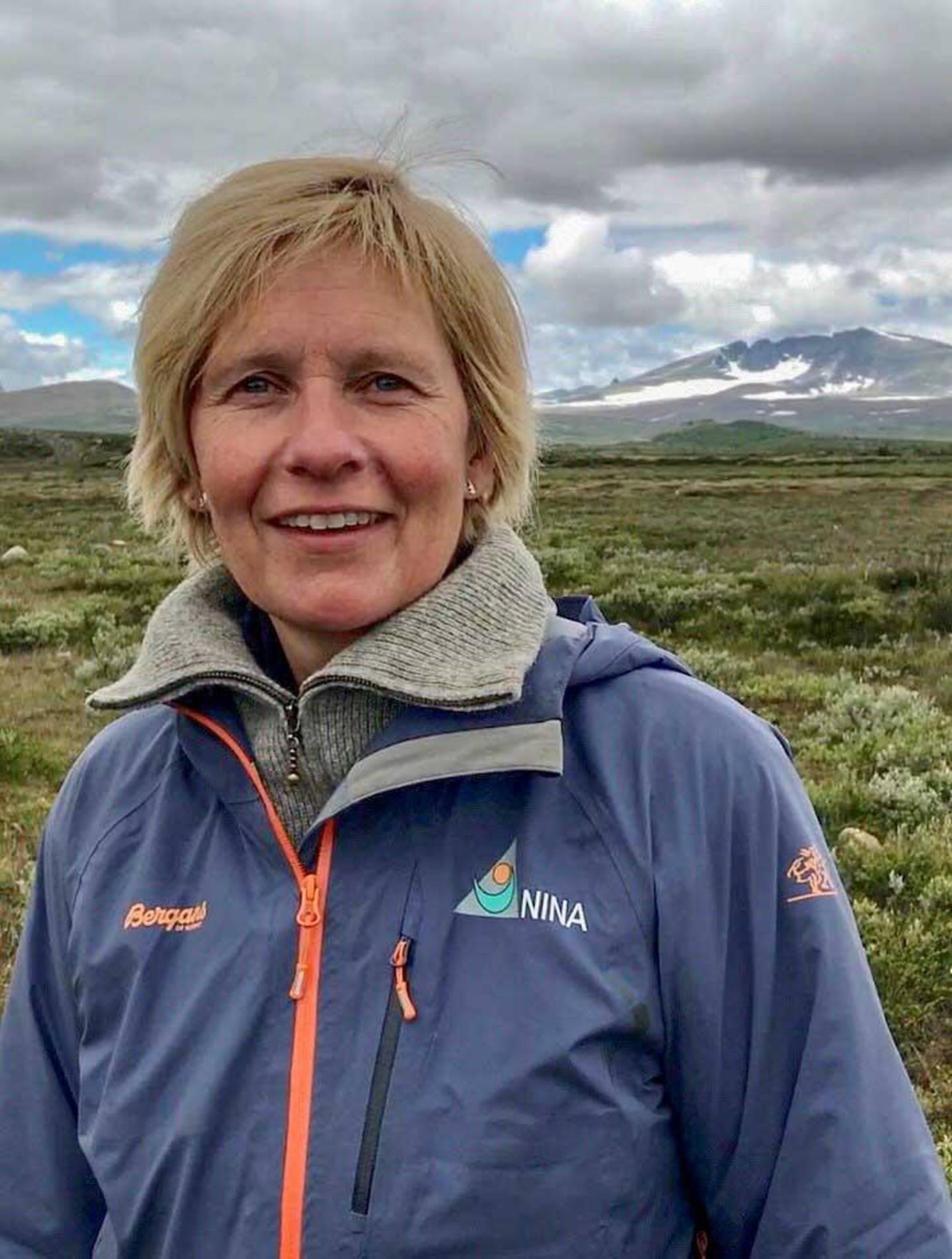 Seniorforsker Dagmar Hagen ved Norsk institutt for naturforskning.