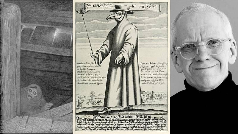 Historiker Ole Georg Moseng har skrevet bok om Svartedauden og andre pestepidemier.