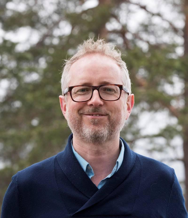 Generalsekretær Bård Vegar Solhjell i WWF Verdens naturfond.