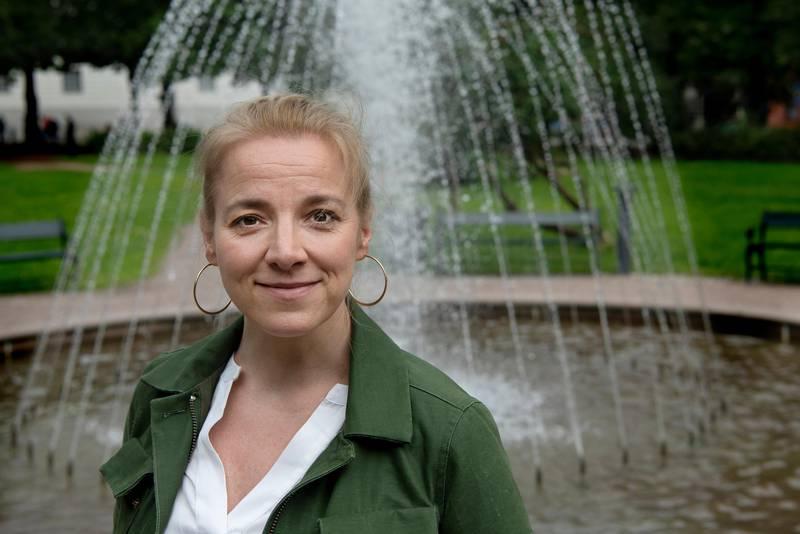 Heidi Tessand. Visepresident i Norsk psykologforening.