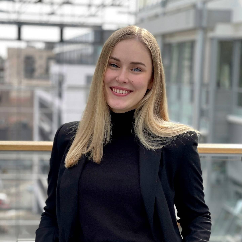 Prosjektleder for Faderullan 2021 Alexandra Bøe Nilsen