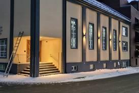 Moskeen i Drammen er et reelt terrormål - politiet sponser sikkerhetstiltak