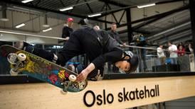 Skateboard – fra forbud til forbund