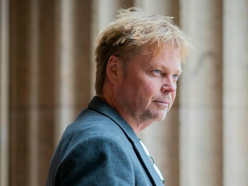 Gyldendal anker saken mot kriminalforfatter Jørn Lier Horst. Foto: Heiko Junge / NTB