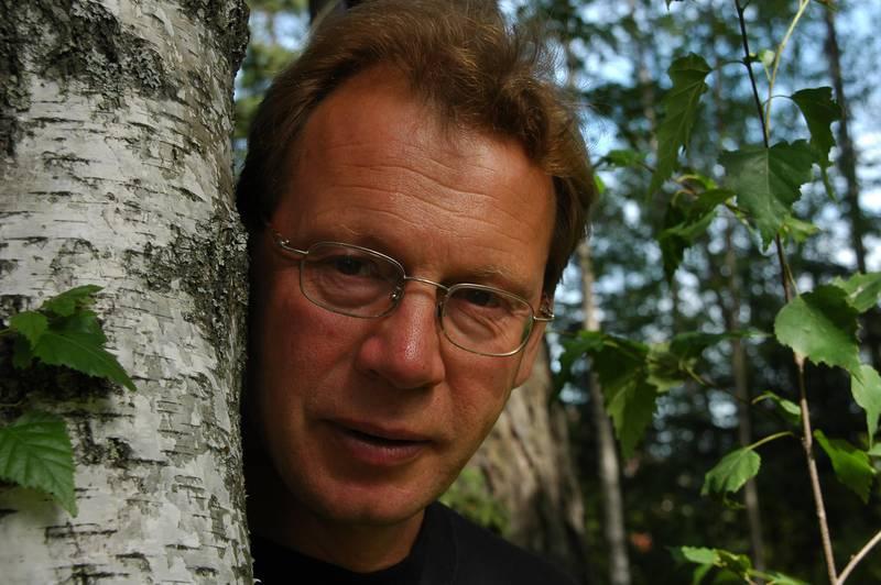 Gjermund Andersen, leder av Skogutvalget i Naturvernforbundet.