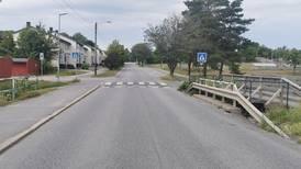 Vann-og avløpsarbeid vil påvirke trafikken på Trosvik langt ut i neste år