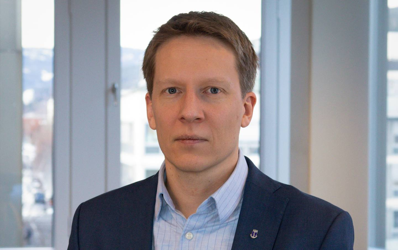 Fungerende rådmann i Drammen kommune, Einar Jørstad.