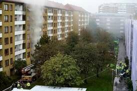 Mistenkt bombemann (55) funnet død i Göteborg