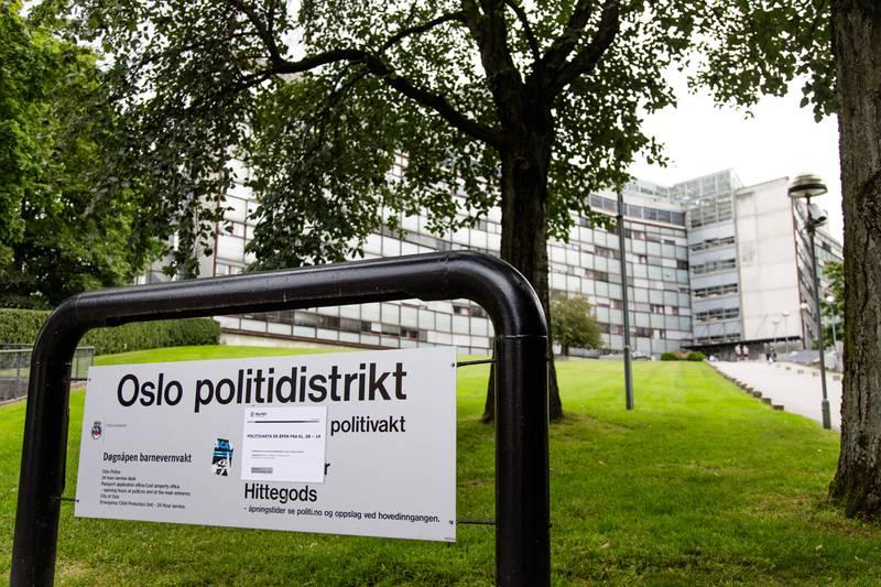 Politihuset i Oslo. Foto: Audun Braastad / NTB