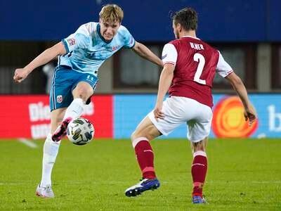 Thorstvedt og Meling på landslaget