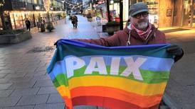 Fredsmarsjen i Fredrikstad runder 20 år