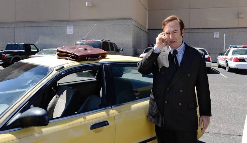 Bob Odenkirk har hovedrollen i «Better Call Saul», en av vårens beste serier. FOTO: NETFLIX
