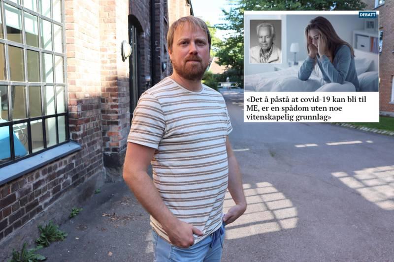 Forfatter Jørgen Jelstad svarer på kritikken fra Jörgen Malmquist.
