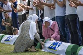 Srebrenica-ofre begravet 26 år etter folkemordet